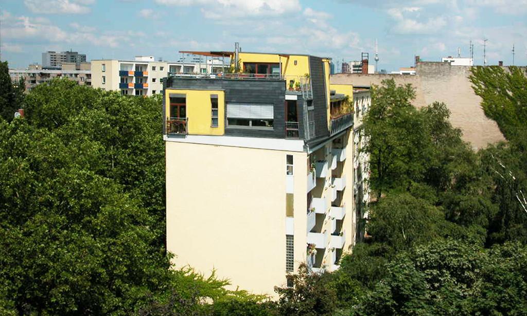 Penthouse am Viktoria Luise Platz
